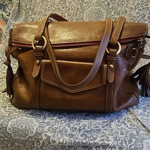 Dooney & Bourke genuine leather handbag
